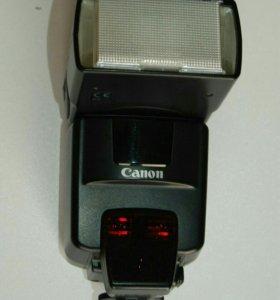 Фотовспышка CANON Speedlite 550 EX