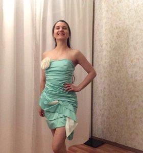 Красивое платье на выпускной/последний звонок
