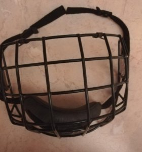 Маска для хоккейного шлема