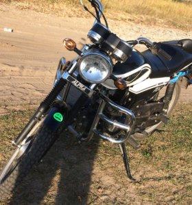 Мопед альфа RX 110cc