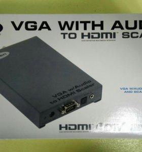 Масштабатор GEFEN EXT-VGAAUD-2-HDIMS