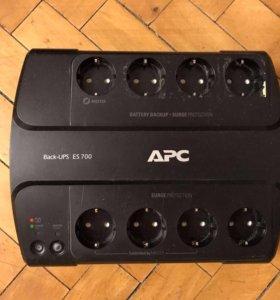 ИБП APC back-ups es700