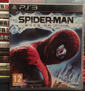 Spider Man: Edge of time (PS3)