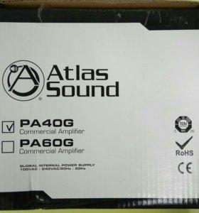Усилитель мощности PA40G Atlas Sound