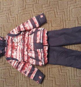 Куртка детская 128 рост