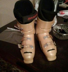 Горнылыжные ботинки roosignol elite pro 1