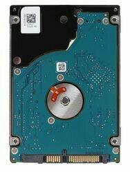 Характеристики Жесткий диск Seagate Laptop Thin HD