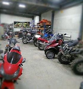 скат мото ремонт скутеров мотоциклов atv