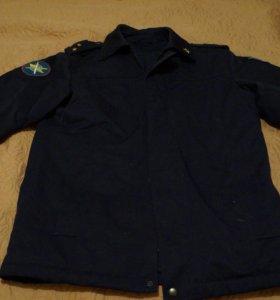 Куртка военная демисезонная