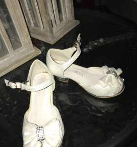 Милейшие туфельки для девочки