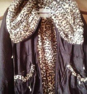 Куртка женская осень- зима