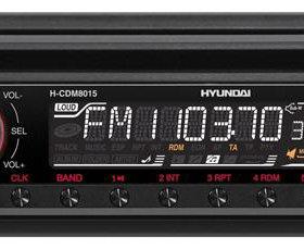 HYUNDAI H-CDM8015 + АКУСТИКА H-CF502 НОВОЕ ГАР-Я