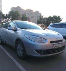 Renault Fluence I 2011г