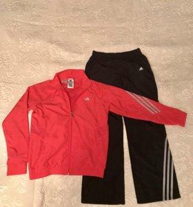 Новый спортивный костюм Adidas 11-12 лет унисекс