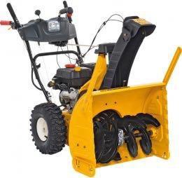 Снегоуборочная машина CUB CADET 524 SWE