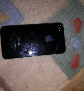 Айфон 4s 8гб на запчасти