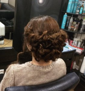 Причёски, ламинирование, полировка, стрижки