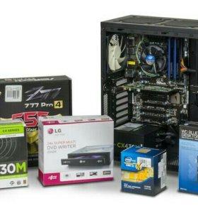 Ремонт/обслуживания компьютеров/ноутбуков