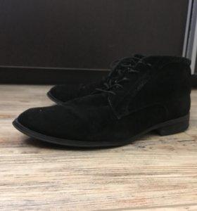 Ботинки мужские, зима