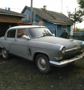 Волга газ21