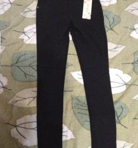 Утепленные брюки-лосины размер 40, рост 158