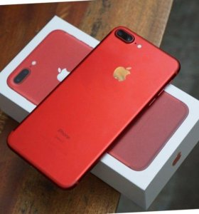 🍎 iPhone 7 Red