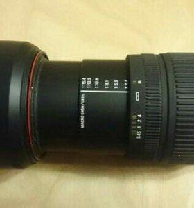 Объектив AF Sigma DC 18-200 mm 3,5-6,3 D (Nikon)