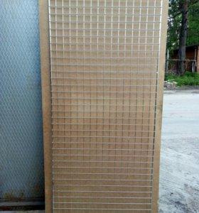 Панель сетка хром 2000*800 мм