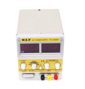 Лабораторный источник питания W.E.P 15V 2A