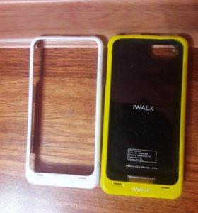 IPhone 4 чехол зарядка