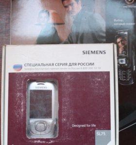 Siemens SL75 Old Stock (Сименс СЛ75) Ростест.Новый