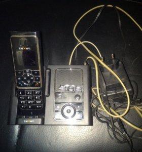 Телефон Texet TX-D7400
