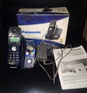 Беспроводной радиотелефон Panasonic KX-TCD205 RU