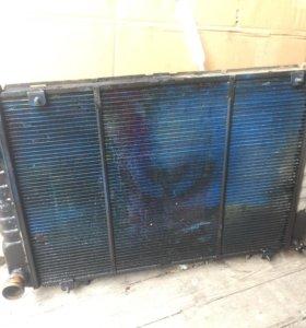 Радиатор газ Соболь