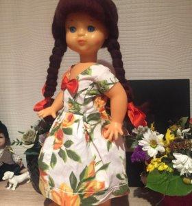 Кукла из СССР,45см