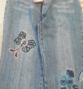 Новые джинсы размер 42-46