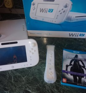Nintendo WiiU Basic Pack 8GB