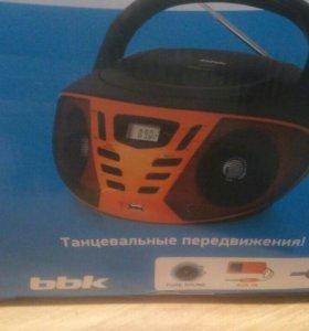 CD MP3 магнитола bbk