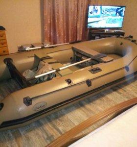 Лодка ПВХ Duck Line 370
