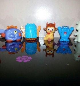Киндер игрушки Монстры 3