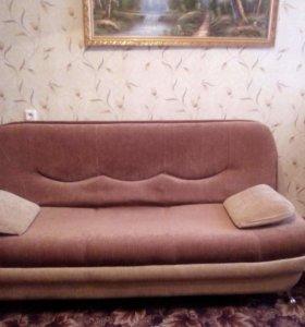 Диван и 2-а кресла