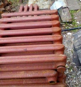 Радиаторы отопления чугунные МС 140