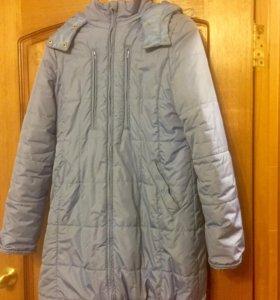 куртка для беременных зима 3в1 р46-48 слингокуртка