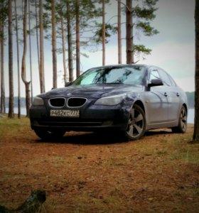 BMW 520d e60, 2009 (рестайлинг)