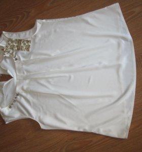 Новая блузка р 44-46