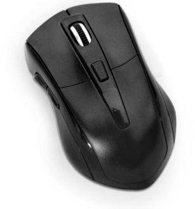 Беспроводная мышь, игровая (6 кн., 1600/2400 dpi)