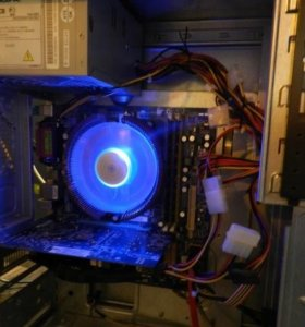 Компьютер,системный блок 3ядра/4гб/HD6750 1гб/500Г