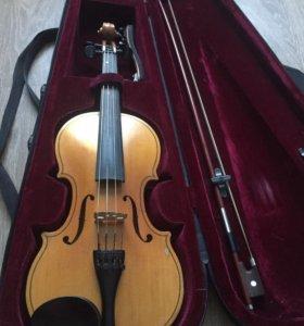 Скрипка СССР 1972г