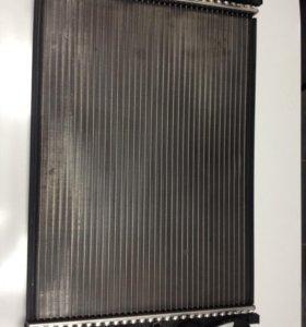 Радиатор системы охлаждения Mercedes Benz W211