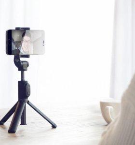 Монопод-штатив Xiaomi Mi Selfie Stick Tripod Black